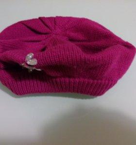 Берет шапка женская