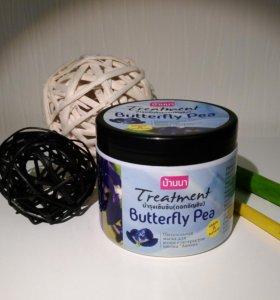 Маска для волос Анчан на основе цветков синего чая