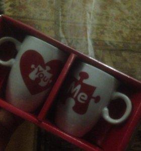 Кружки для влюблённых