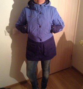 Куртка горнолыжная 42-44