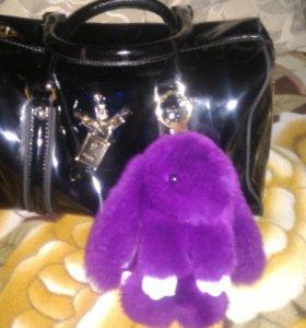 Лакавая сумочка