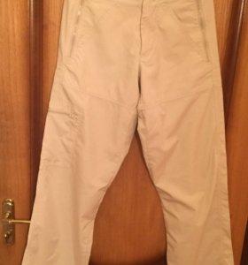 Мужские брюки 46р,бу