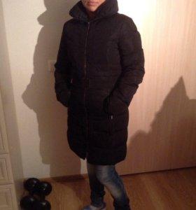 Пуховик пальто, 44-46