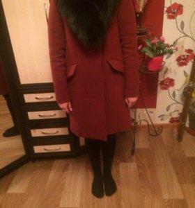 Зимнее пальто р 42-44-46