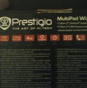 Планшет Prestigio MultiPad Wize 3037 3G