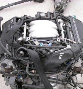 Двигатель ауди а6,а4 2.4