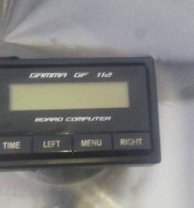 Бортовой компьютер на ваз 2112