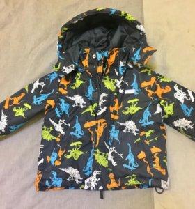 Куртка на мальчика 92