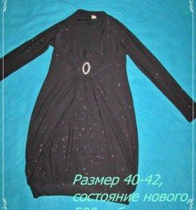 Нарядное платье 42р