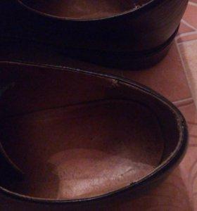 Класические осенние туфли