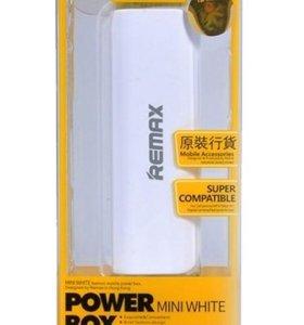 Внешний аккумулятор Remax power box 2600mah