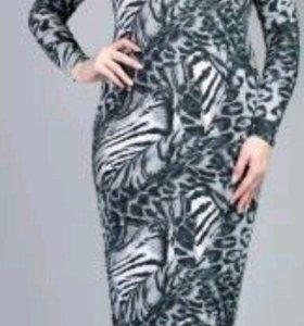 Новое платье размер 46-48.