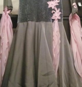 Бальное платье. Ю-1