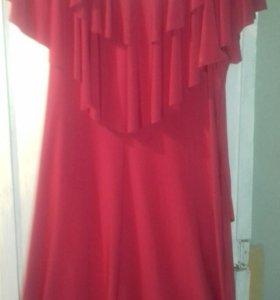 Вечернее платье.Разм.52-54