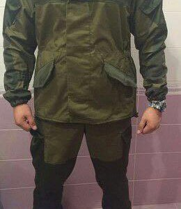 Штурмовой костюм Горка