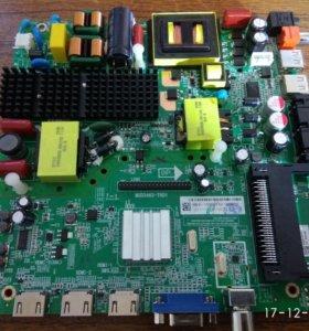 MSD3463-T8D1 и другие платы main, power, t-con.