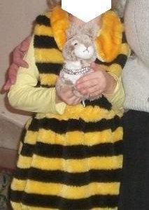 """Новогодний костюм """"Пчелка"""""""