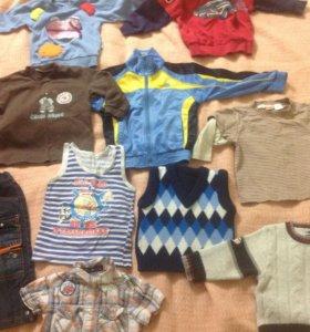 Пакет одежды 14шт