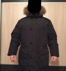 Новый зимний мужской пуховик