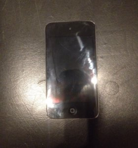 iPod touch 4, 32gb + COC