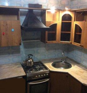 Кухонный гарнитур +газ плита