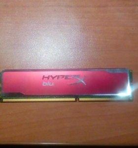 Оперативная память ddr 3 1600 mhz 8GBP
