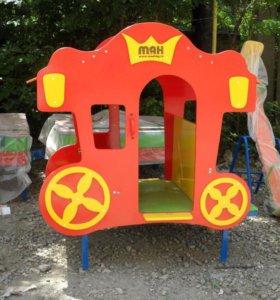 Качели карусели детские площадки