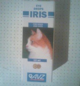 Ирис для кошек и собак