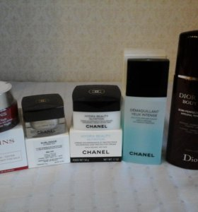 Уход от Chanel, Dior, Lancome, Givenchy