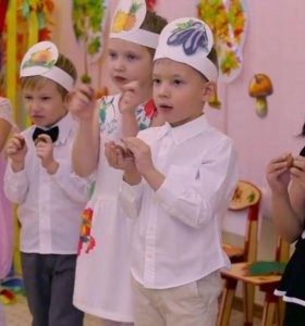 Видеосъёмка утренника в детском саду