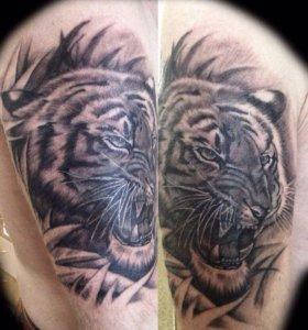 татуировки Белгород
