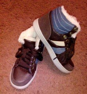 Новые ботиночки, 30