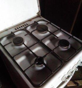 Печь газовая.