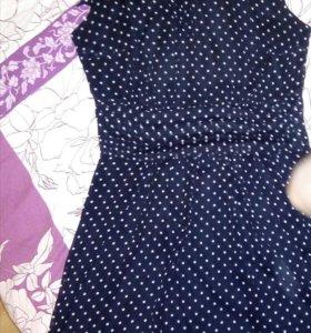 Новое платье красивое