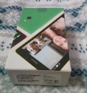 Коробка от смартфона Nokia Xl