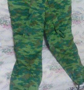 Армейские ватные штаны. Торг