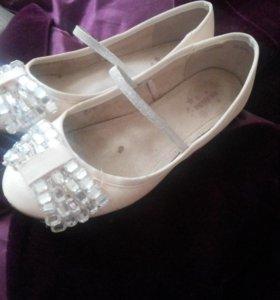 Туфли-балетки 36 размер