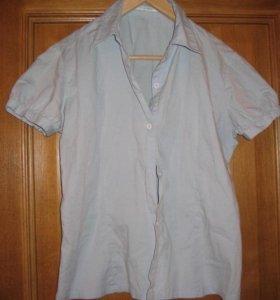 Блузка хлопок Naracamicie, новая