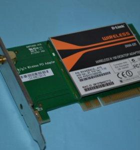 Wi-Fi PCI Adapter D-Link DWA-525