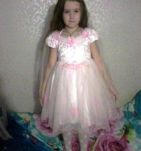 Платье для утреника