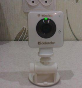 ШПИОНСКАЯ мини Wi-Fi-камера DEFENDER 10HD