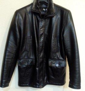 Куртка зимняя НОВАЯ натуралка  р 50- 52