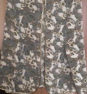 Блуза-накидка нарядная