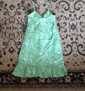 Платье Летнее (Хб)