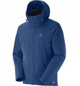 Куртка на мембране salomon размер L,M