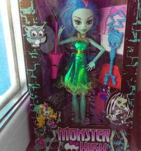 Куклы Monster Hight
