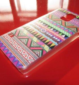 Пластиковый чехол Aztec на Samsung Galaxy S5