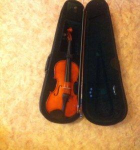 Скрипка 2\4