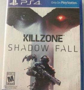 Игра для ps4 killzone