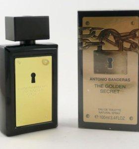 Antonio Banderas - Golden Secret - 100 ml